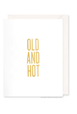 Old and Hot Card