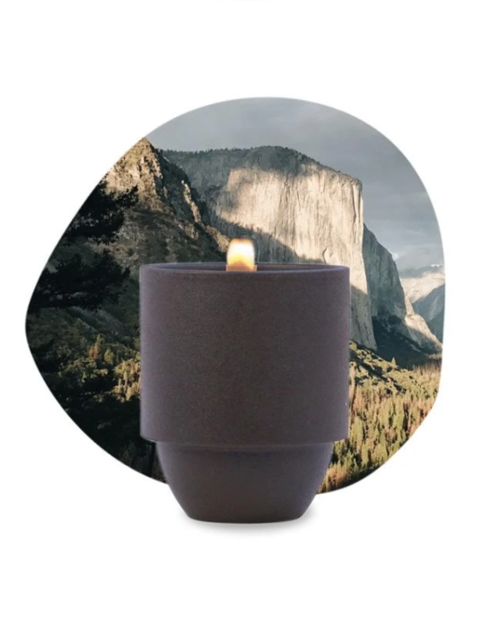 Yosemite Cottonwood + Oak Candle - 11 oz.