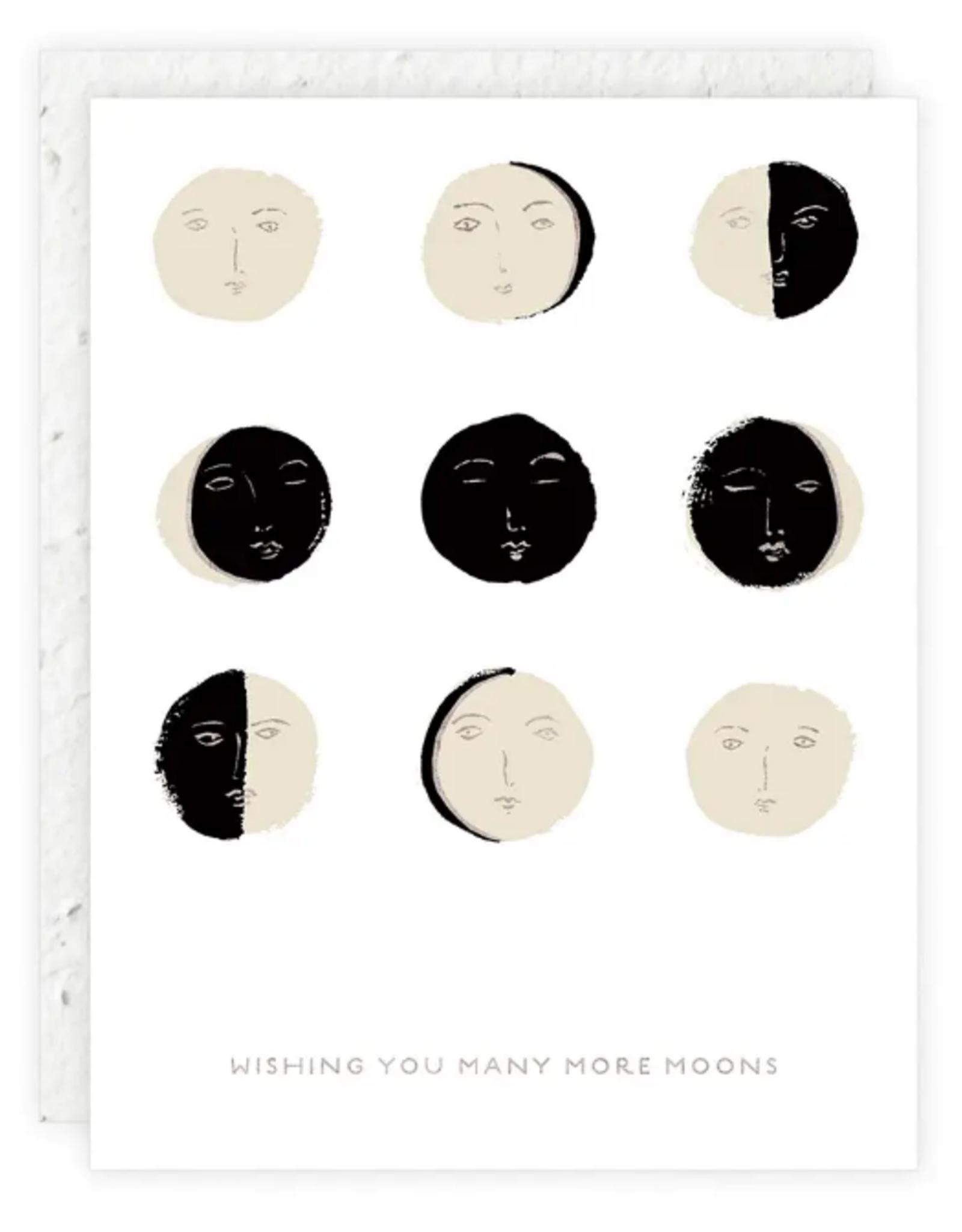 Many Moons Card