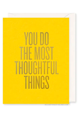 Thoughtful Things Card