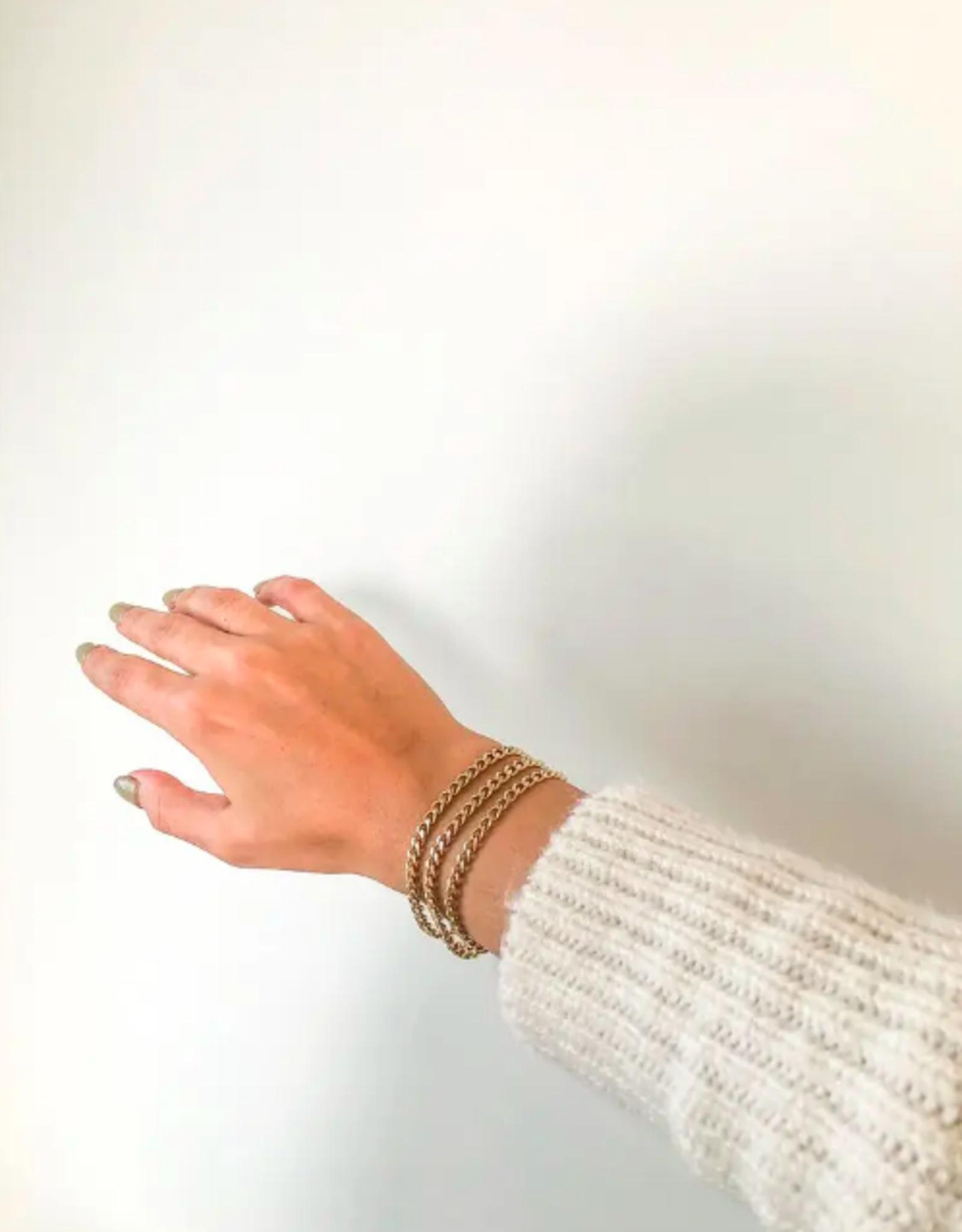Elliot Mini Chain Bracelet