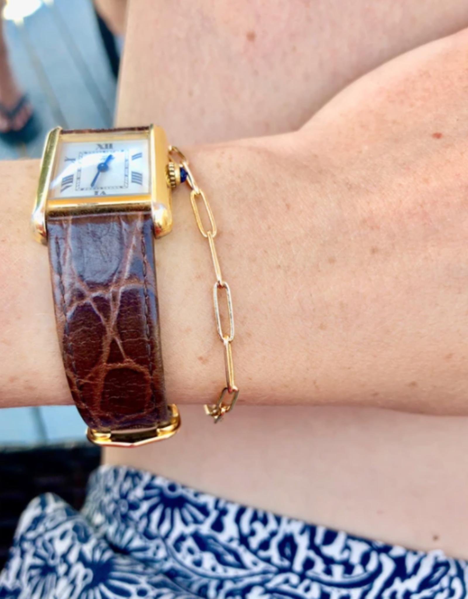 Lily's Link Chain Bracelet