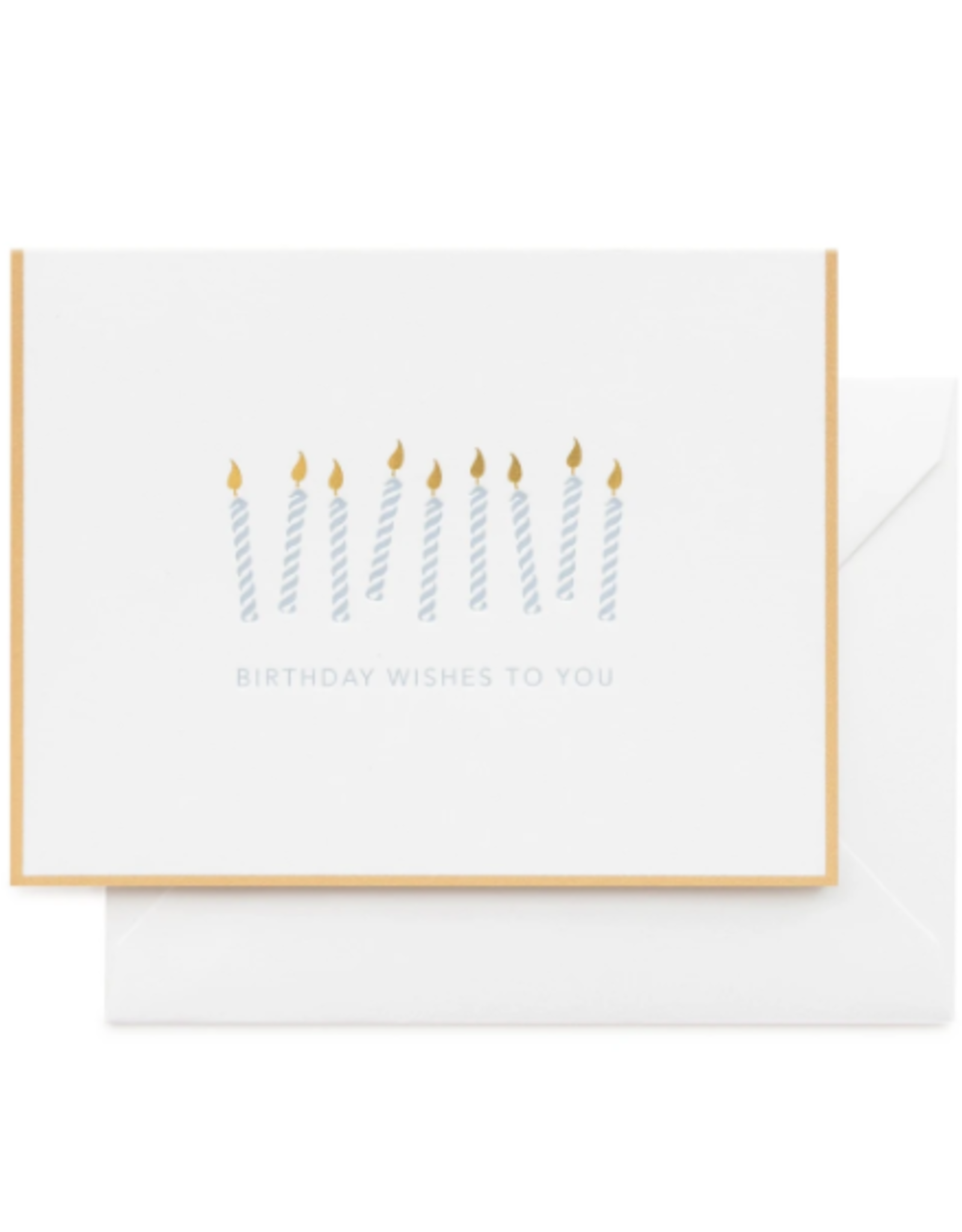 Birthday Wishes To You Card
