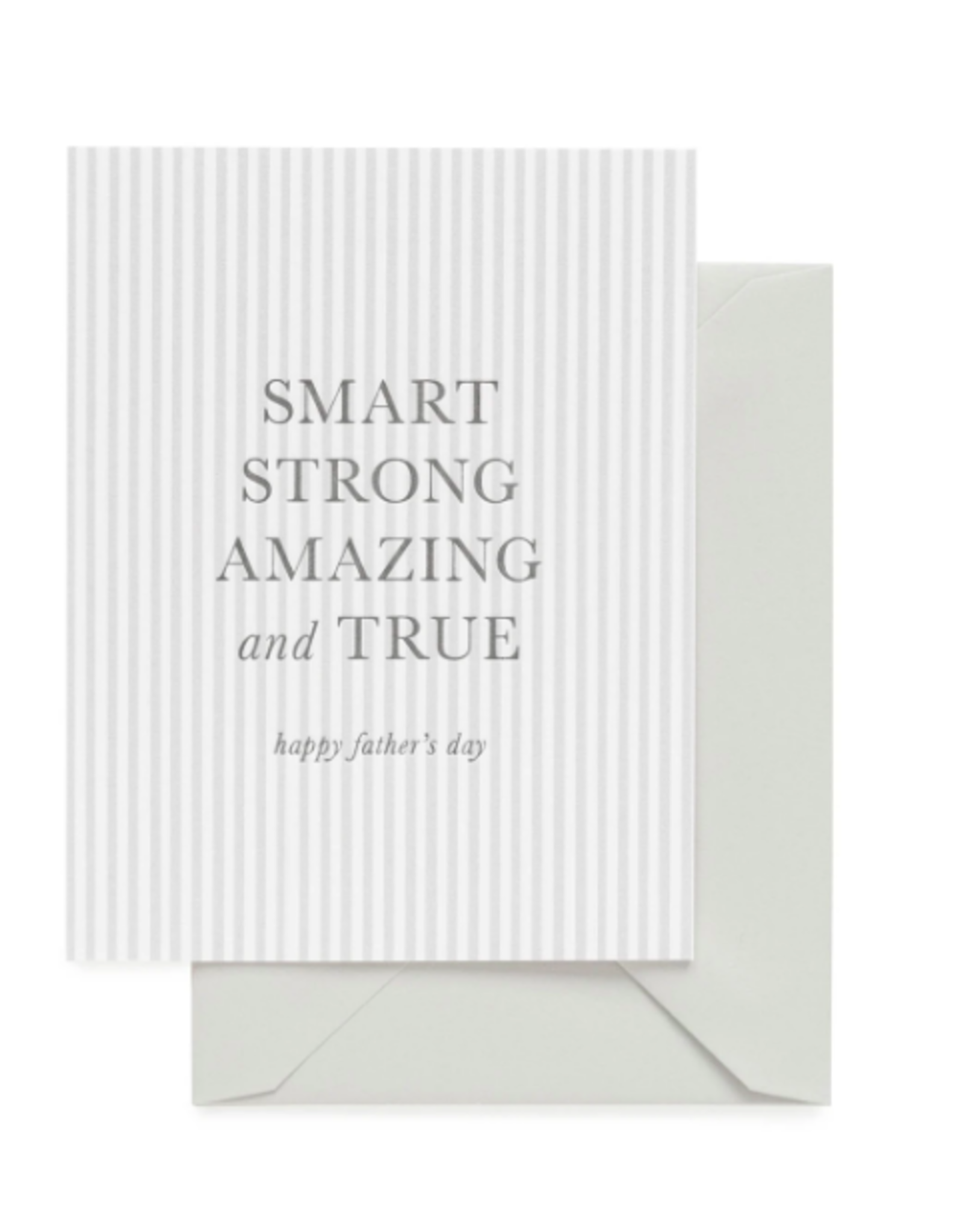 Smart, Strong, Amazing Card