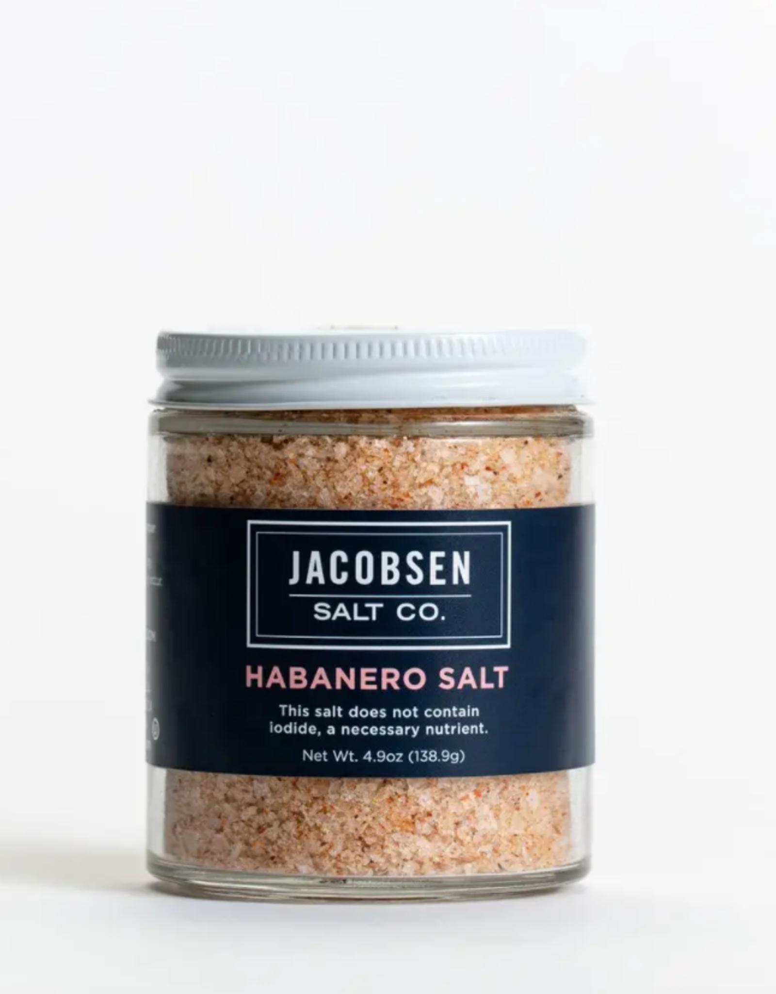Infused Habanero Salt