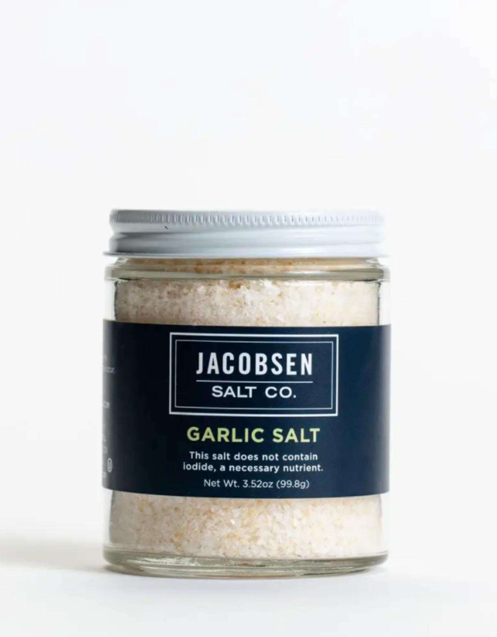 Infused Garlic Salt