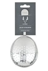 Stainless Steel Julep Strainer