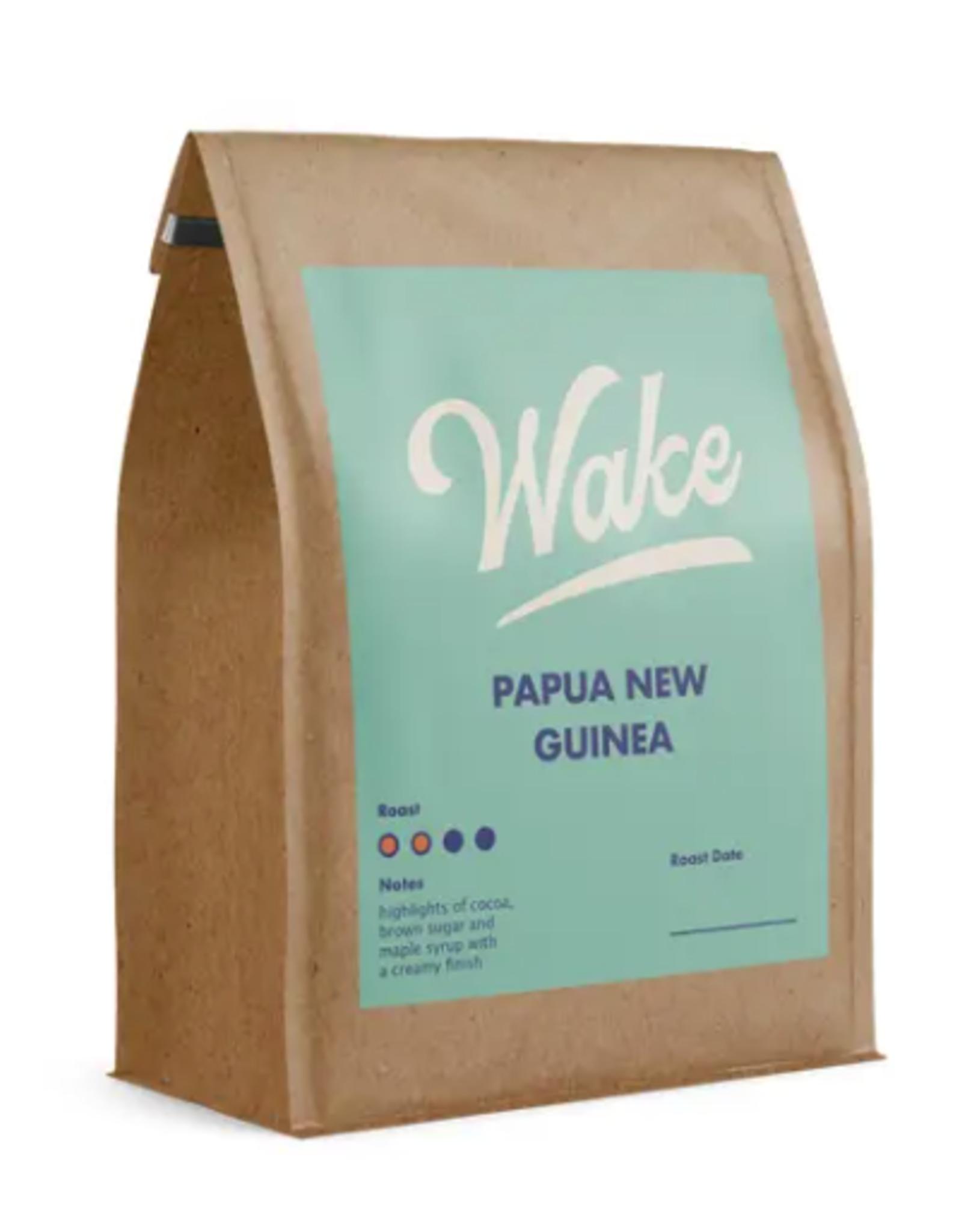 Wake Coffee - Papua New Guinea