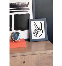 Peace Sign Print