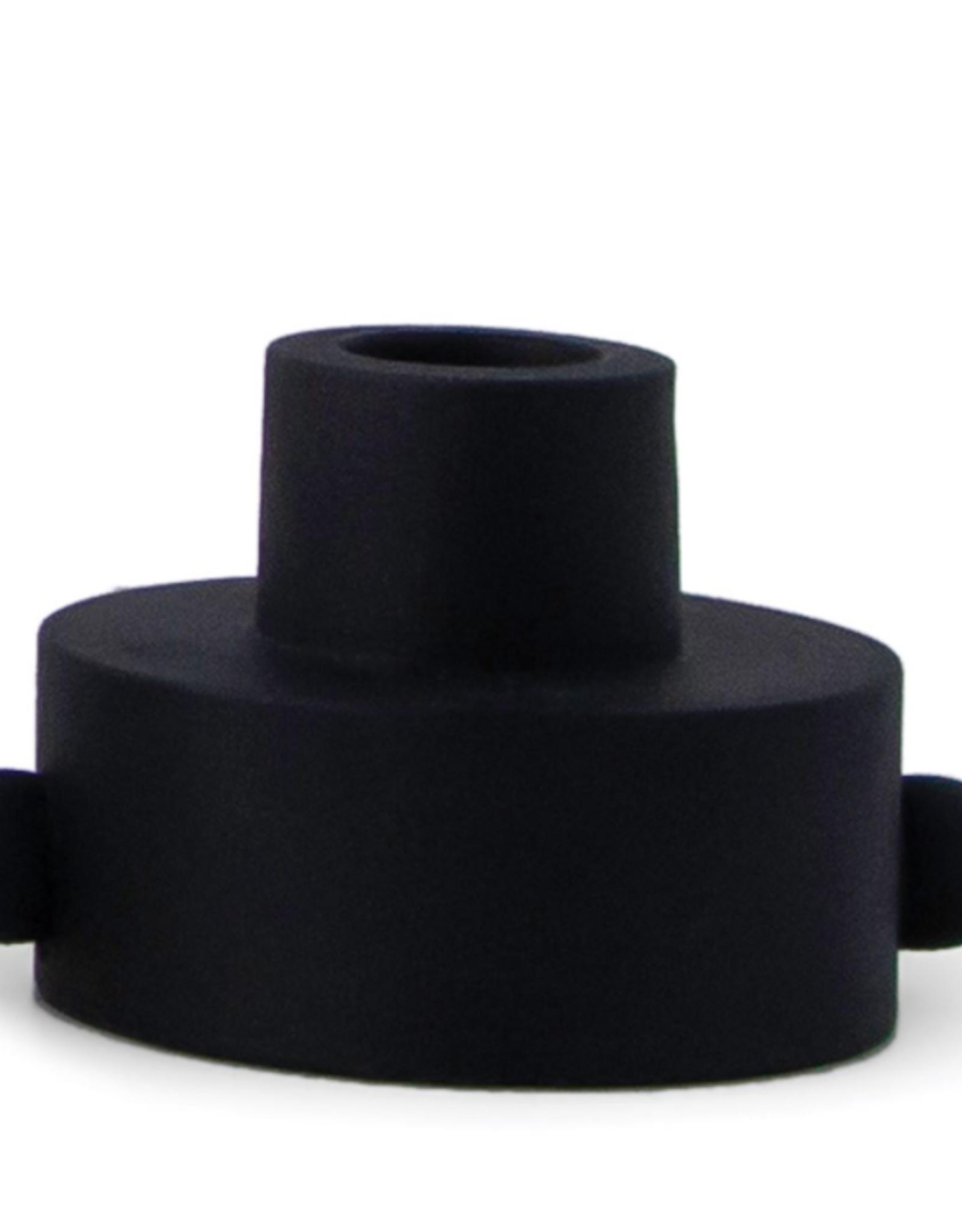 Dual-Function Taper & Tea Light Holder