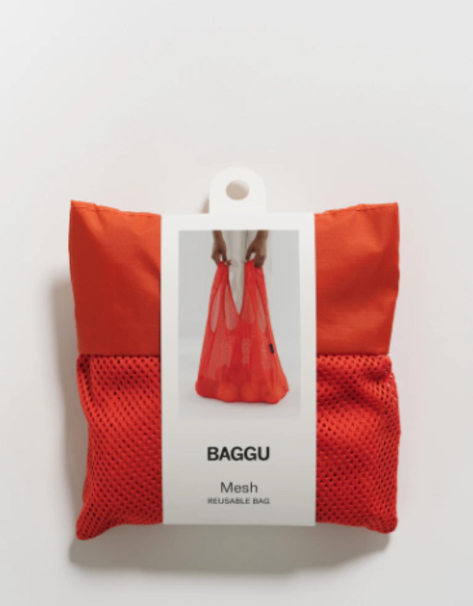 Mesh Baggu - Tomato