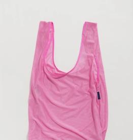 Mesh Baggu - Bright Pink