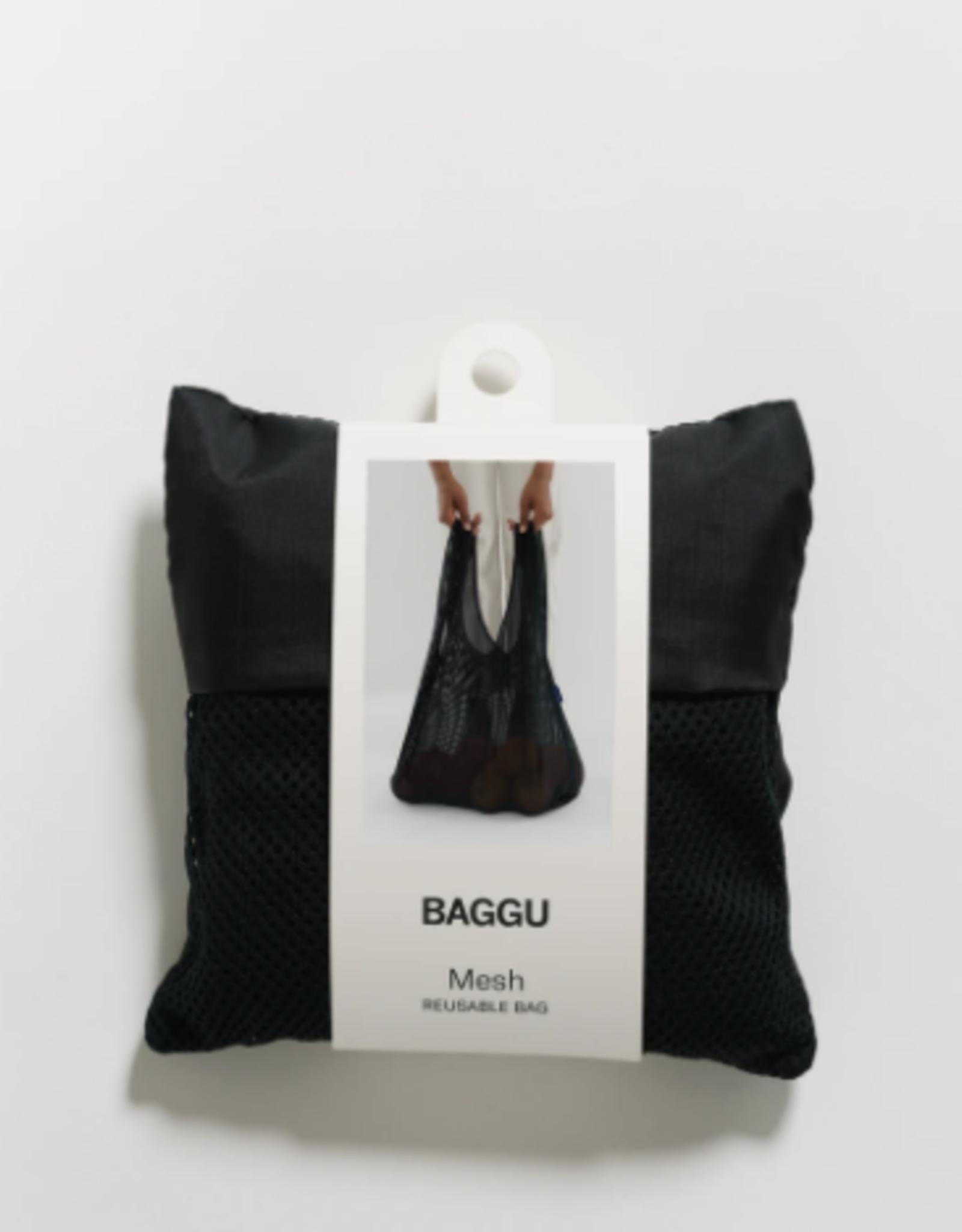 Mesh Baggu - Black