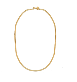 Florence Herringbone Necklace