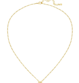 Alice Necklace - Clear CZ