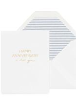 Anniversary, I Love You Card