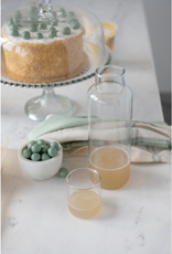 Recycled Glass + Decanter Set
