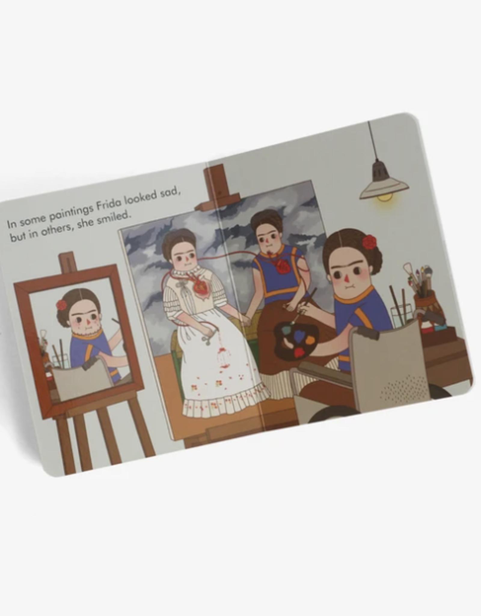 Frida Kahlo Board Book