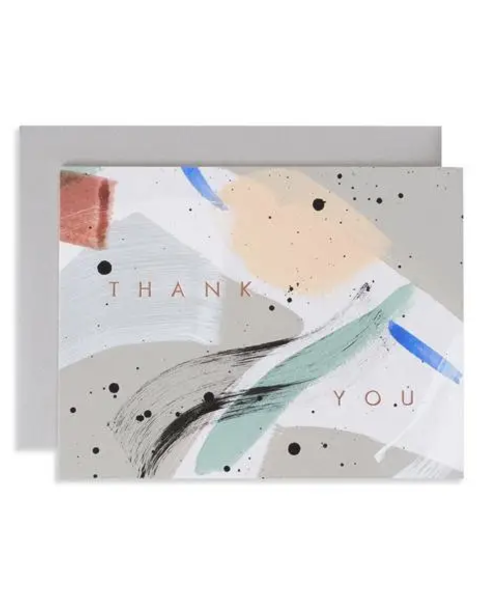 Seaside Thank You Card