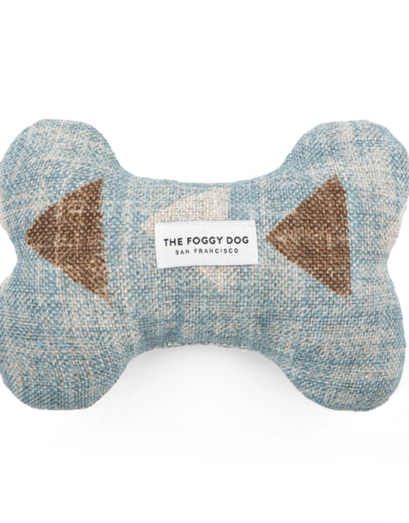 Amani Sea Dog Bone Squeaky Toy