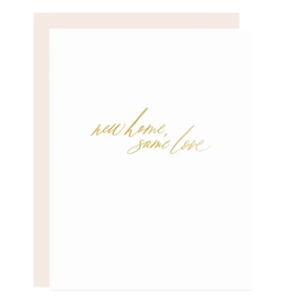 New Home Same Love Card