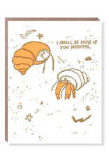 I Shell Be Here Card