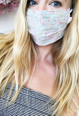 Katie and Millie Face Mask - Pink