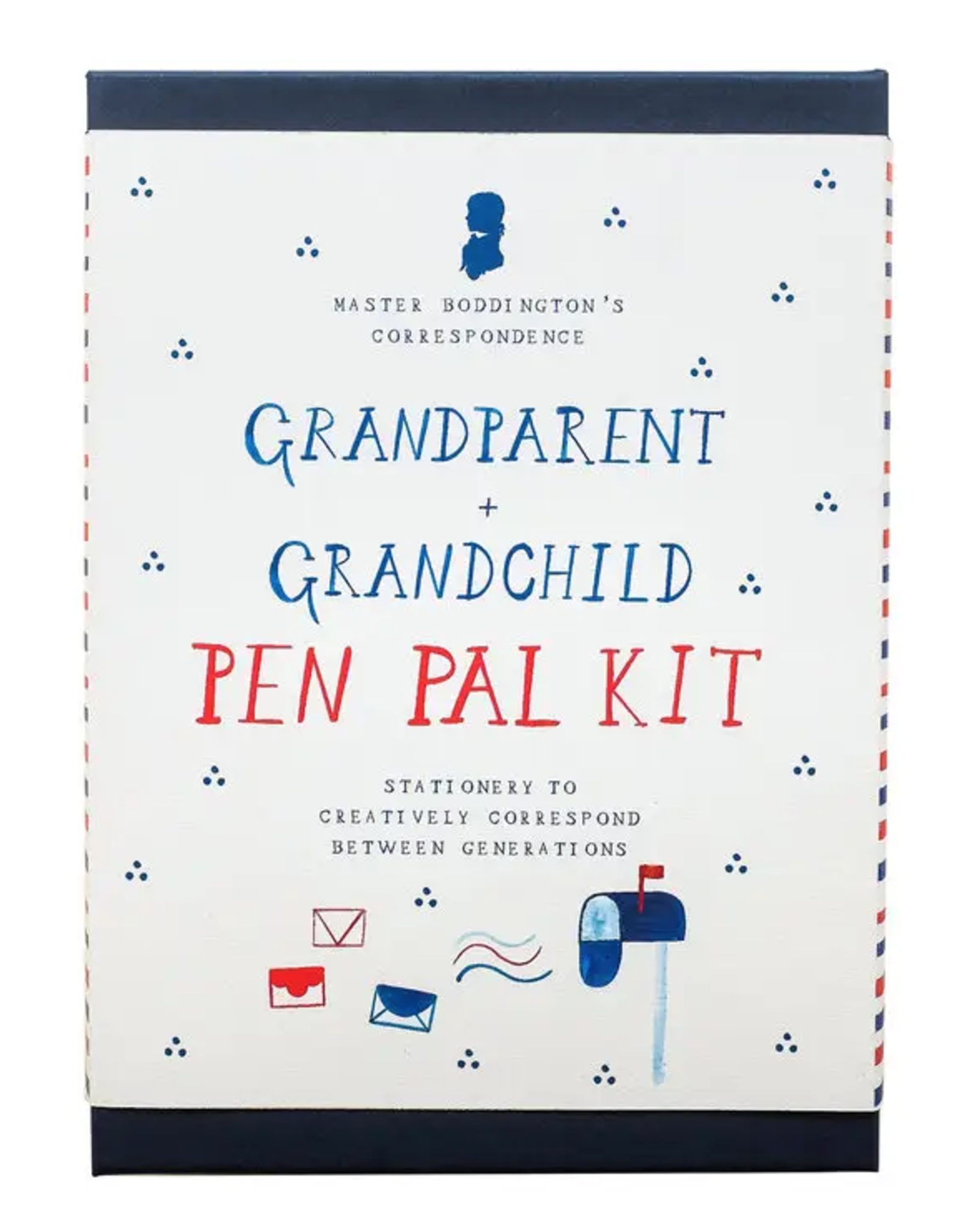 Grandparent + Grandchild Pen Pal Kit