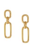 Cooper Link Earrings