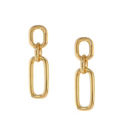 Cooper Link Earrings