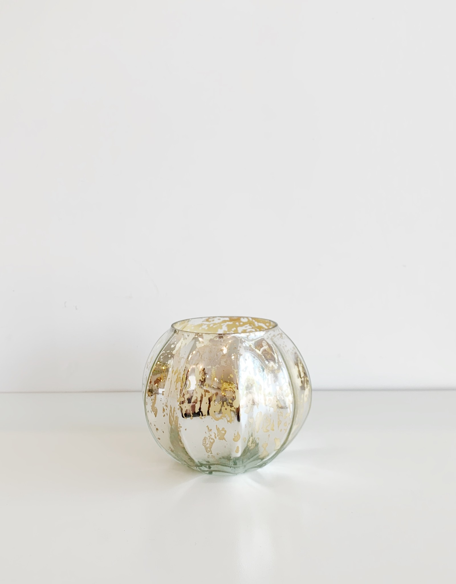 Autumn Sage Mercury Leaves Candle