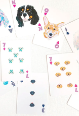 Dog Deck Playing Cards