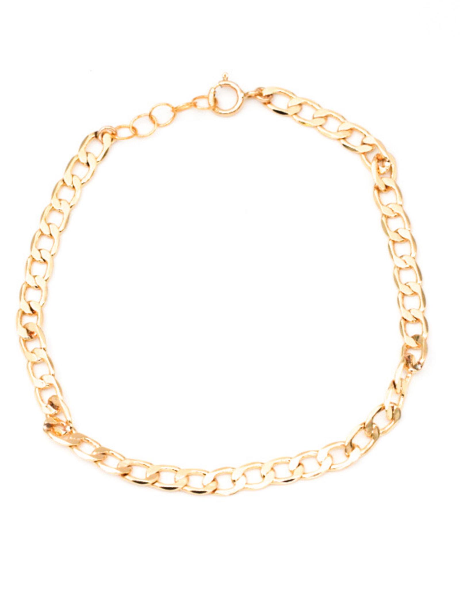 Small Figaro Bracelet