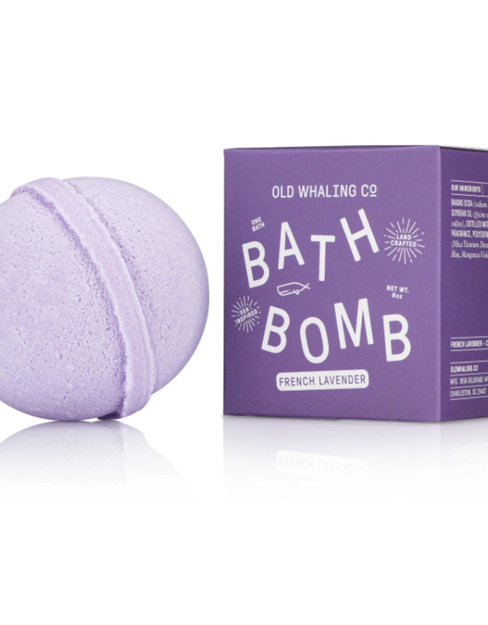 French Lavender Bath Bomb