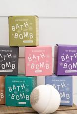 Oatmeal Milk + Honey Bath Bomb
