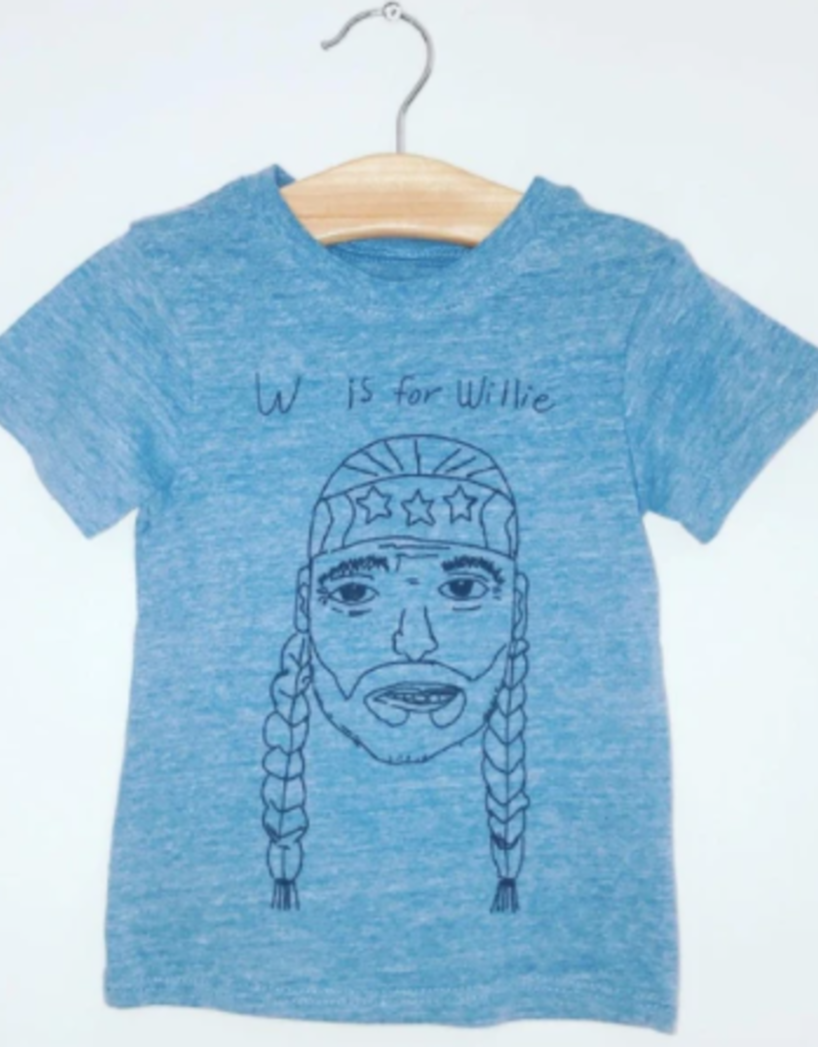 W is for Willie Toddler T-Shirt
