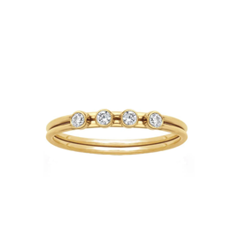 Adeline Stacking Ring