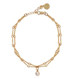 Fawn Chain Bracelet