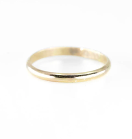 Thick Gold Filled Ring
