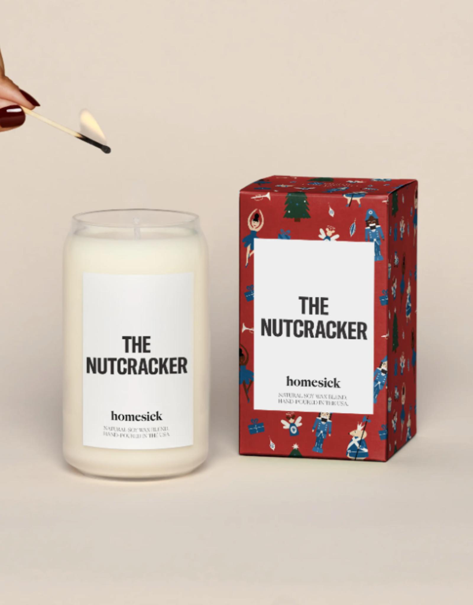 The Nutcracker Candle