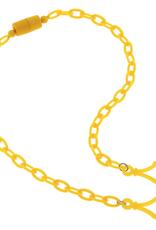 Kid's Plastic Chain Link Mask Lanyard