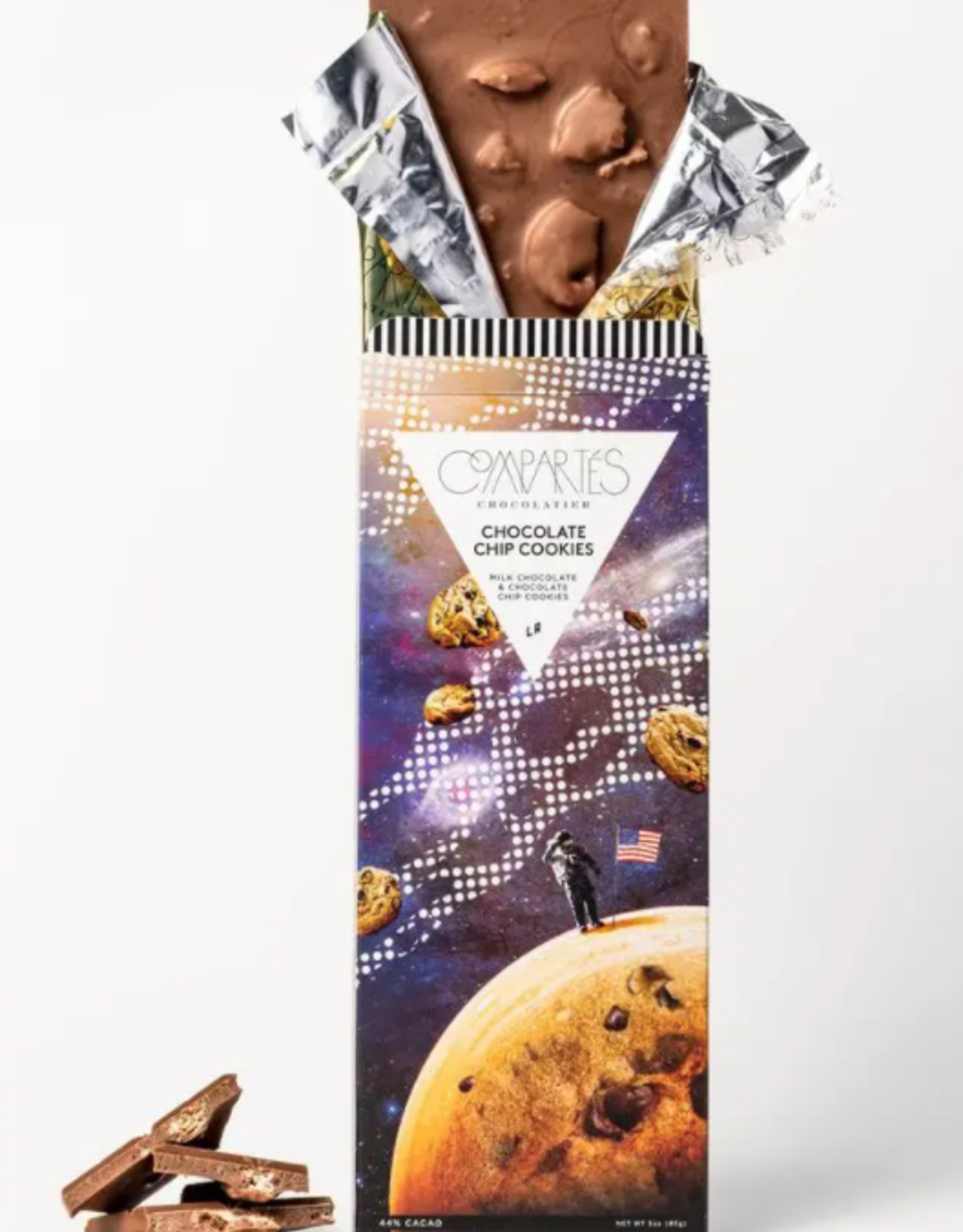 Milk Chocolate Chip Cookies Bar