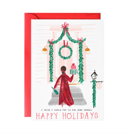 Ding Dong Holiday Greeting Card