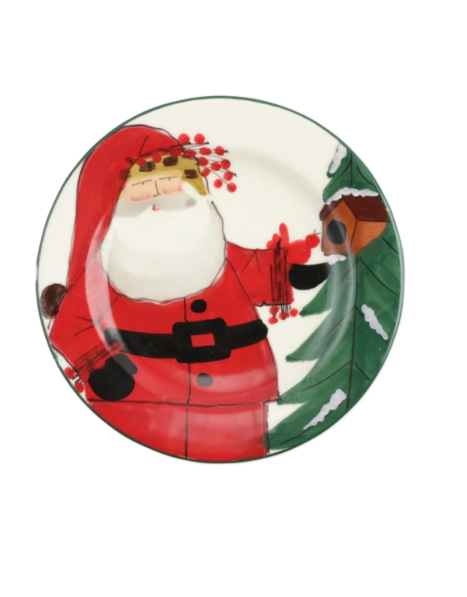 Old St. Nick 2020 Limited Edition Salad Plate