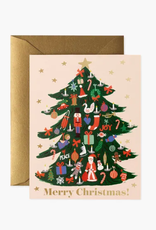 Trimmed Tree Card