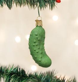 Glistening Pickle Ornament