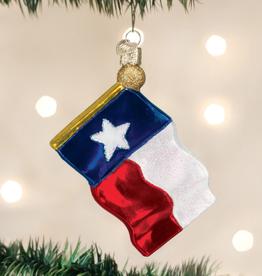 Texas State Flag Ornament