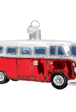 Camper Van Ornament