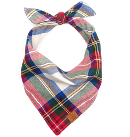Regent Plaid Dog Bandana