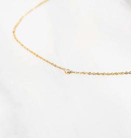 Alvarez Diamond Chain Necklace